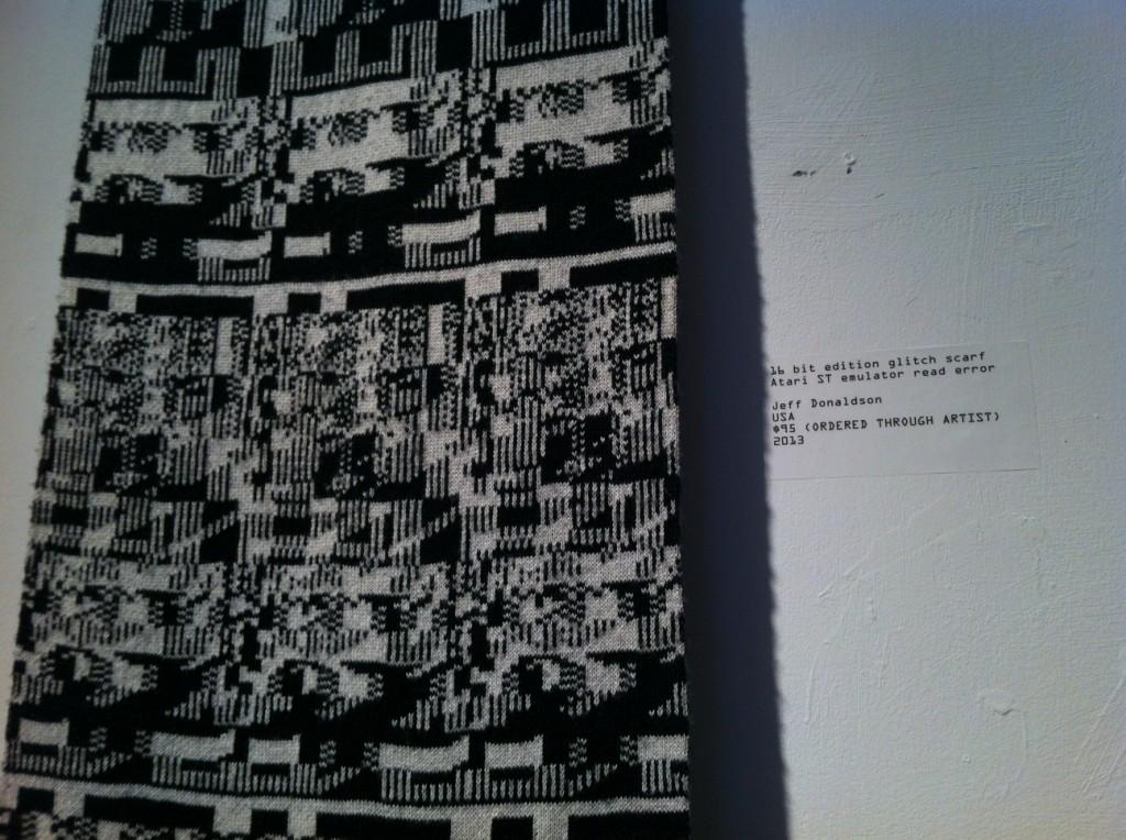 The glitch scarf